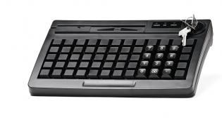 Программируемая POS-клавиатура АТОЛ KB-60-KU черная