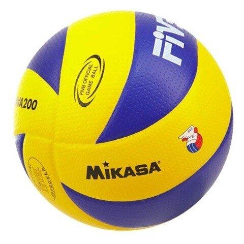 Мяч волейбольный MIKASA MVA200, размер 5
