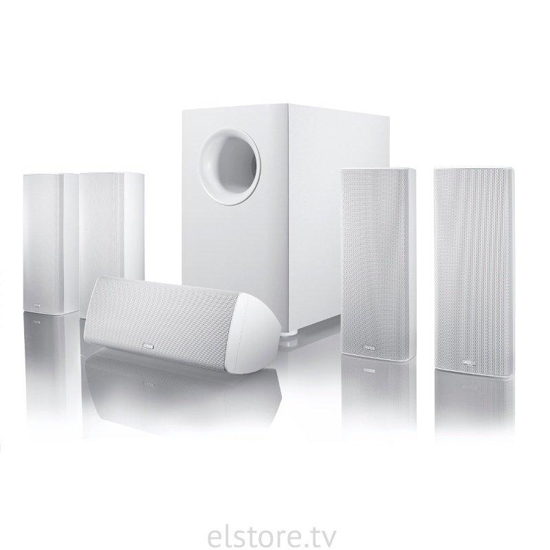 Комплект акустики Canton Movie 365 white matt