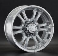 Диск LS Wheels 161 8x16 6/139,7 ET10 D93,1 SL - фото 1
