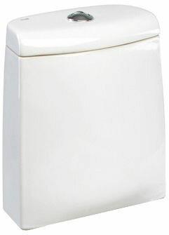 Бачок для напольного унитаза Roca Victoria Nord белый белый