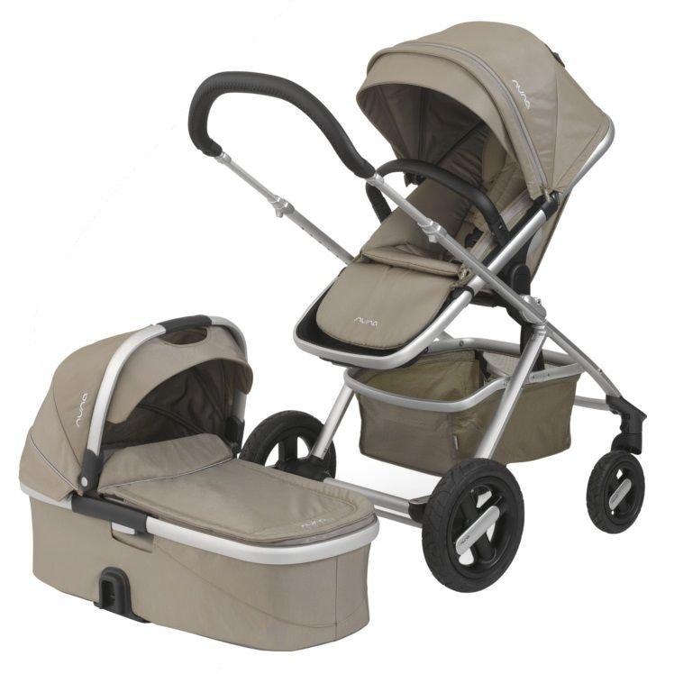 Детская коляска 2 в 1 Nuna IVVI SAVI Safari