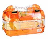 Kredo М-03В Клетка для хомяка со счетчиком в подарочной упаковке