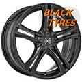 Диск колесный OZ X5B 8x19/5x114.3 D75 ET45 Matt black - фото 1