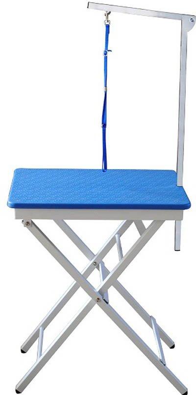 Стол для груминга складной переносной MasterGroom №306 с пластиковым покрытием