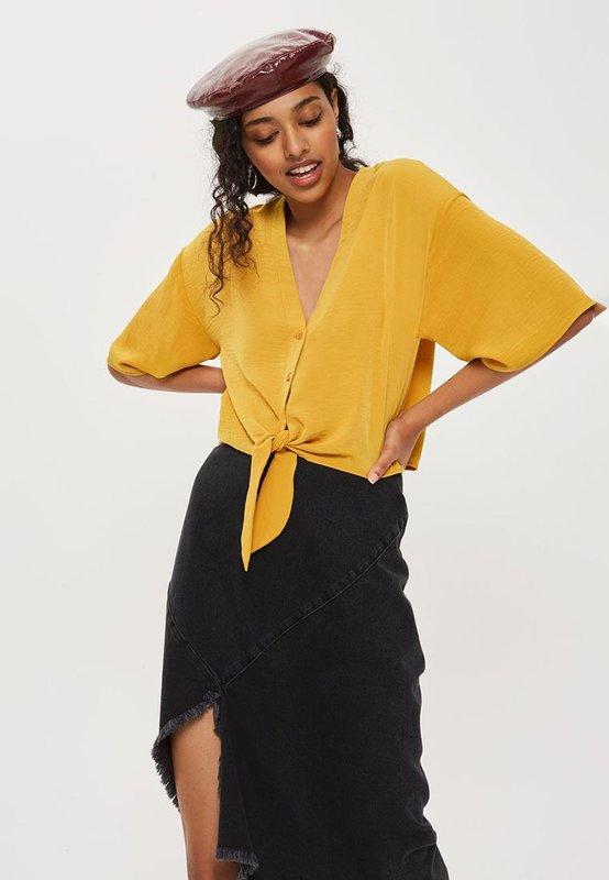 8540ea10585 Блуза Topshop — Блузки и кофточки — купить по выгодной цене на ...