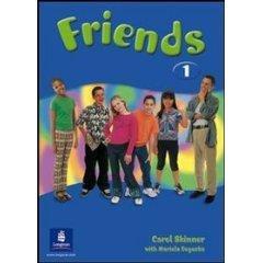 "Carol Skinner ""Friends 1 Student's Book"""