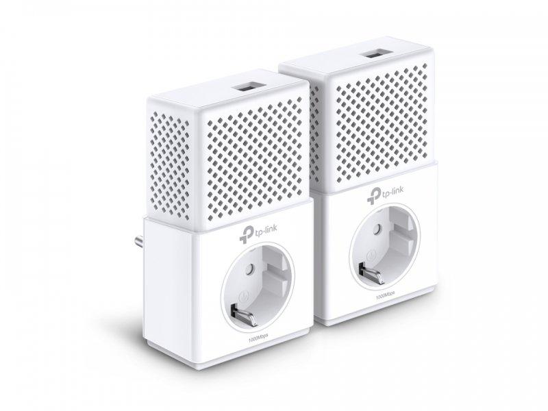 Комплект адаптеров Powerline TP-LINK TL-PA7010P KIT