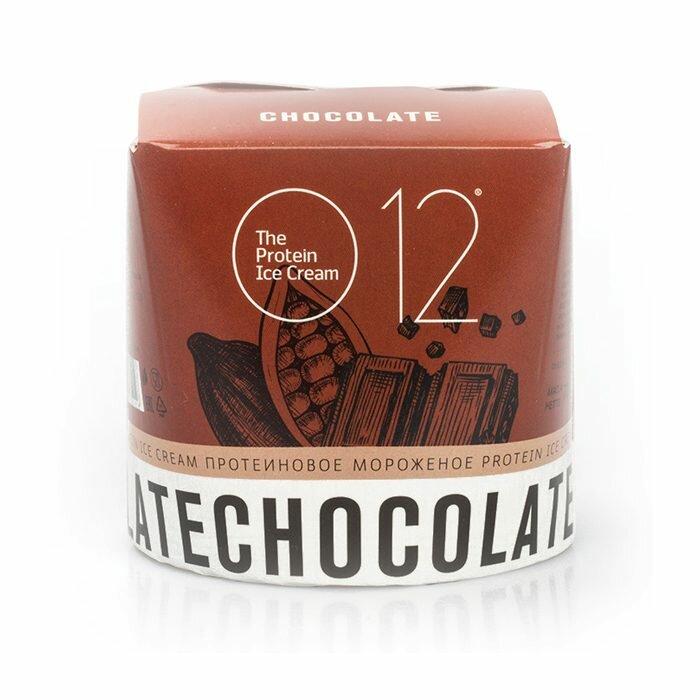 Протеиновое мороженое О12 шоколад