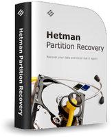 Hetman Recovery Hetman Partition Recovery. Коммерческая версия (RU-HPR2.5-CE)