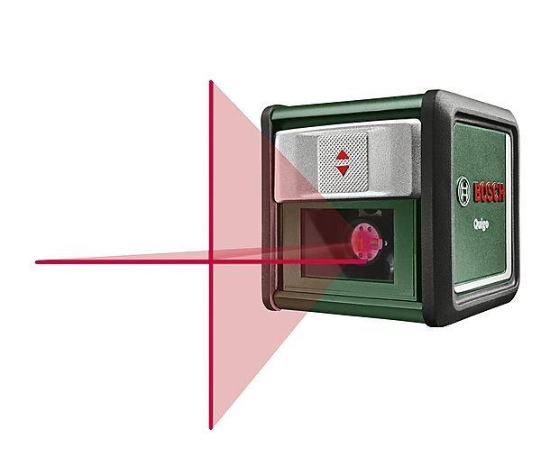 Уровень Bosch Quigo iii 0603663520 (карт.упаковка)(0.603.663.520)