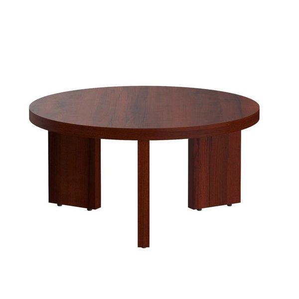 "Журнальный стол ""COFFEE"" СТ 840 Бургунди (модификация 4)"