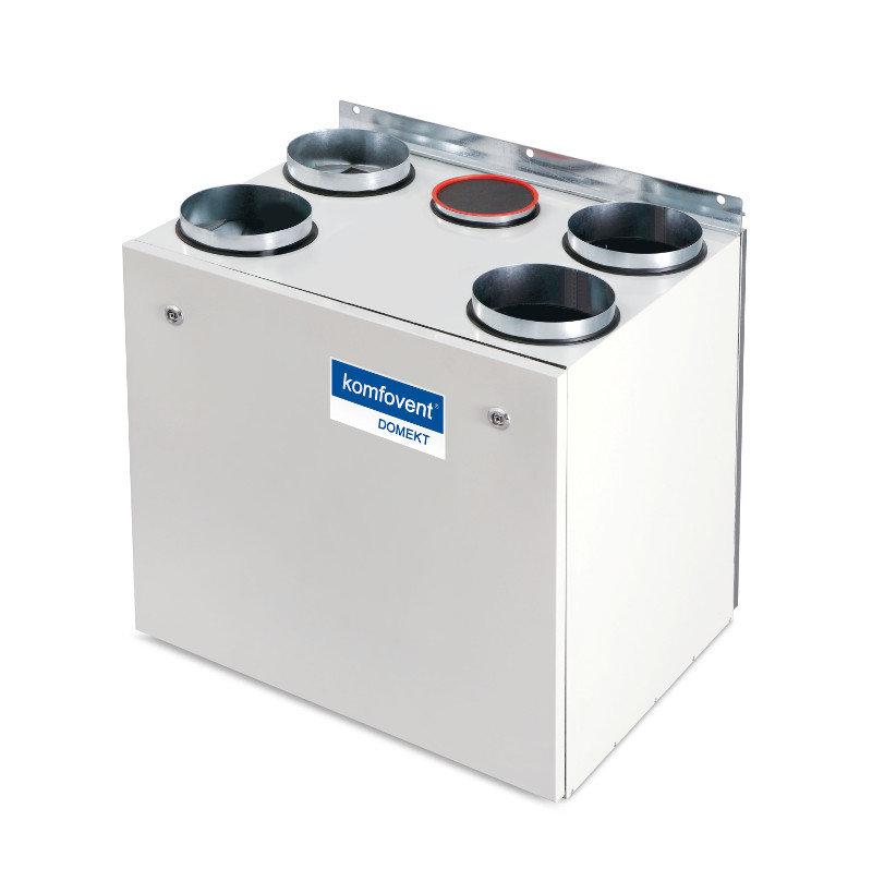 Приточно-вытяжная установка Komfovent Domekt R 450 V