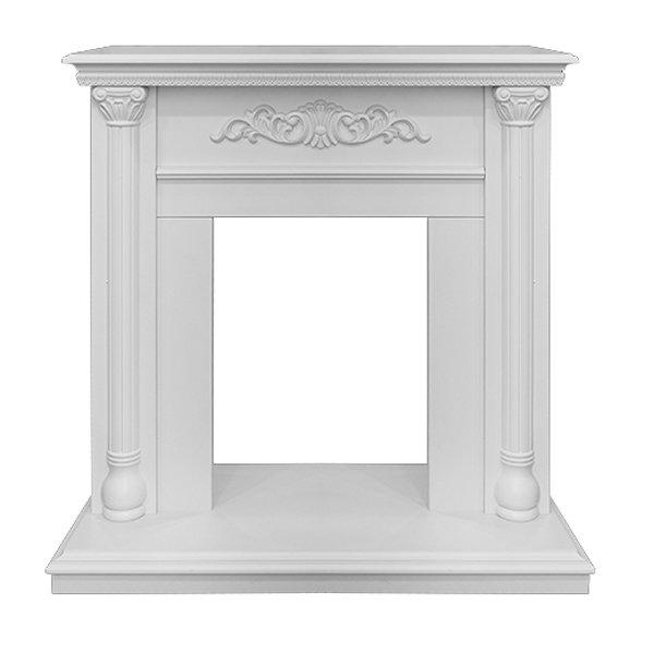Деревянный портал для камина Real-Flame Torino WT