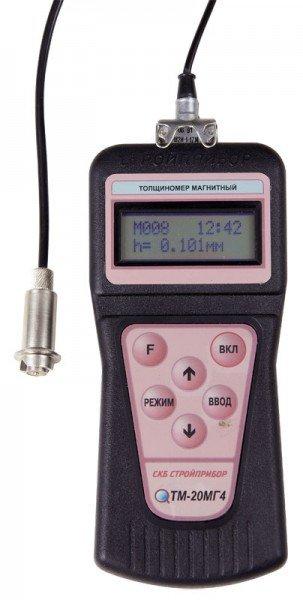 ТМ-50МГ4 толщиномер (лакокрасочных) покрытий (со Свидетельством о Поверке)