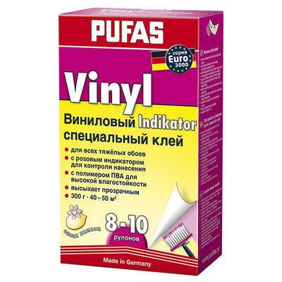 PUFAS Обойный клей EURO 3000 Специальный виниловый индикатор