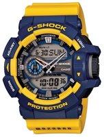 Наручные часы Casio G-SHOCK GA-400-9B