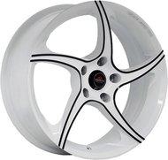 Колесный диск YOKATTA MODEL-2 7x17/5x112 D66.6 ET43 Черный - фото 1