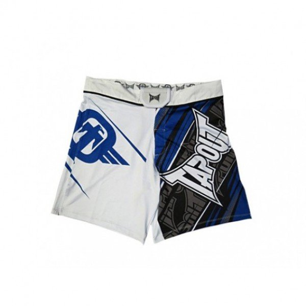 Шорты ММА TapouT 4 Way Stretch Performance Fight Shorts White Tapout XL