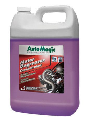 Обезжириватель-очиститель для двигателя Auto Magic MOTOR DEGREASER, 3.79 литра, №5