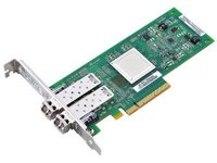 HP QLogic QLE-2560 PX2810403 8GB Single Prt Fiber Channel Card w// SFP 489190-001