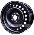 Колесные штампованные диски Magnetto 16009 Black 6.5x16 5x108 ET50 D63.3 Чёрный (16009) - фото 1