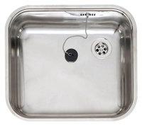 Кухонная мойка Reginox R18 4035 LUX OSK сталь