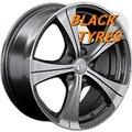Диск колесный LS Wheels 202 7x17/5x114.3 D73.1 ET45 GMF - фото 1