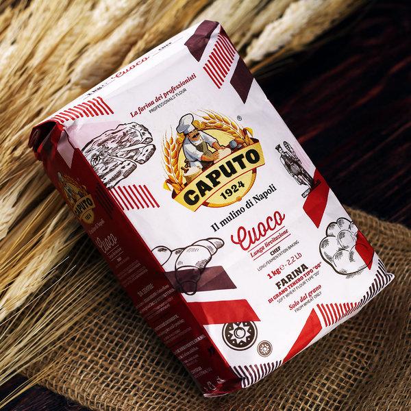 """Мука Antico Molino Caputo """"Шеф"""" из мягких сортов пшеницы (1 кг)"""