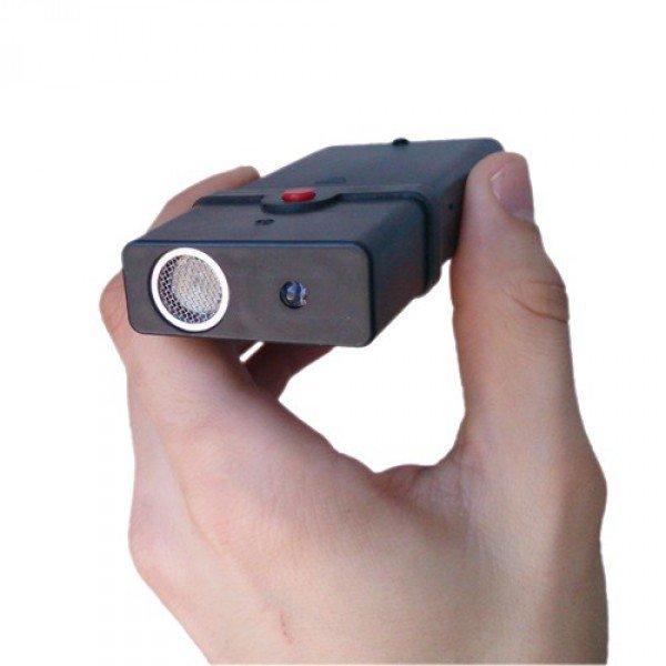 Ультразвуковой отпугиватель собак «Торнадо 112» с фонариком