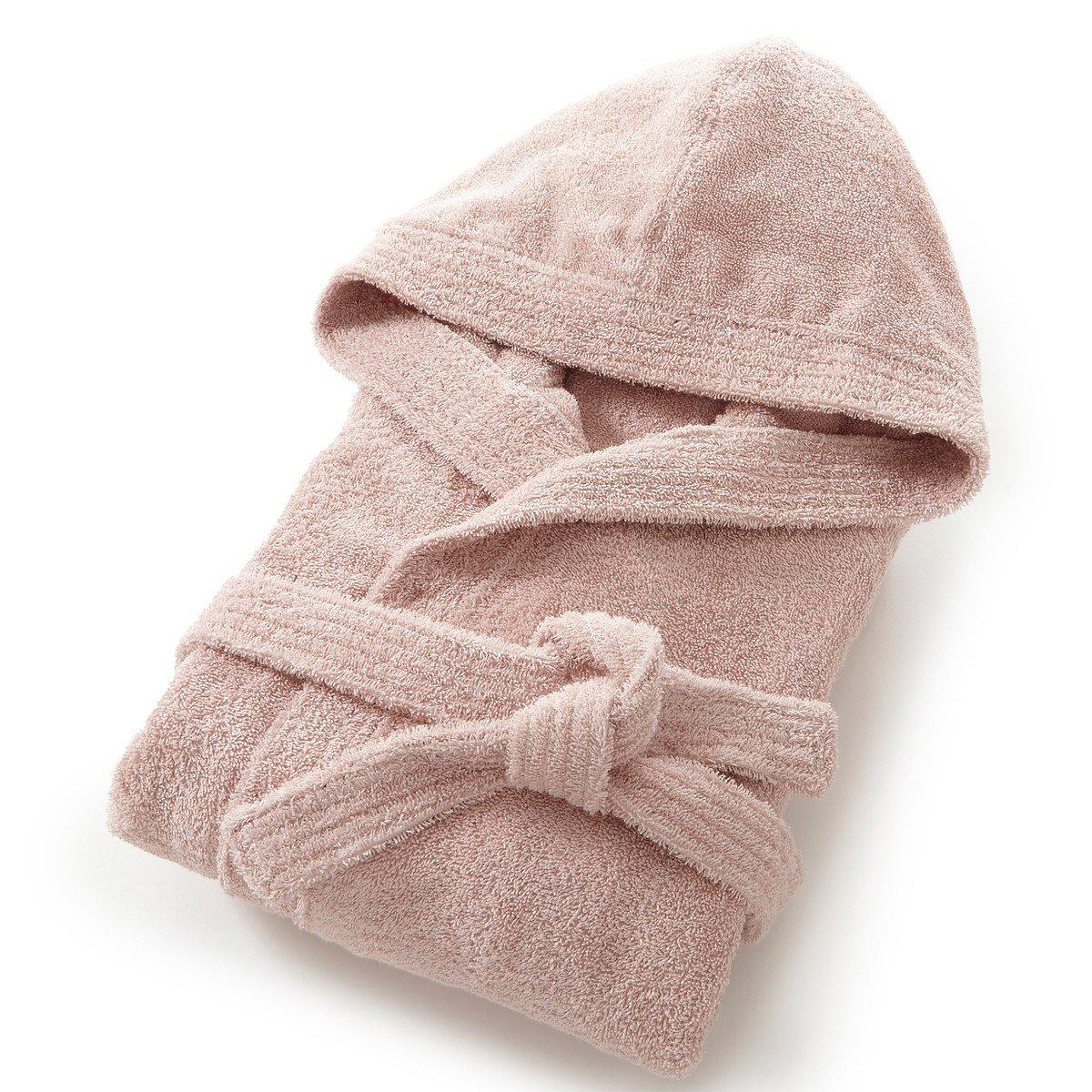 Халат La Redoute С капюшоном из махровой ткани гм