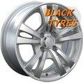 Диск колесный LS Wheels 141 6.5x15/5x110 D65.1 ET35 SF - фото 1