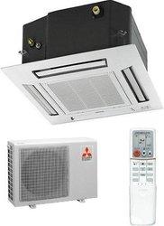 Кассетная сплит-система Mitsubishi Electric SLZ-KA50VA / SUZ-KA50VA - фото 1