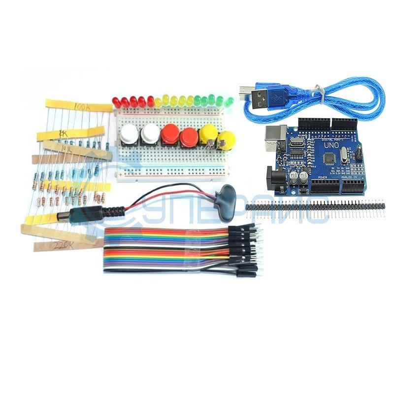Стартовый набор Arduino - совместимый Starter Kit Basic