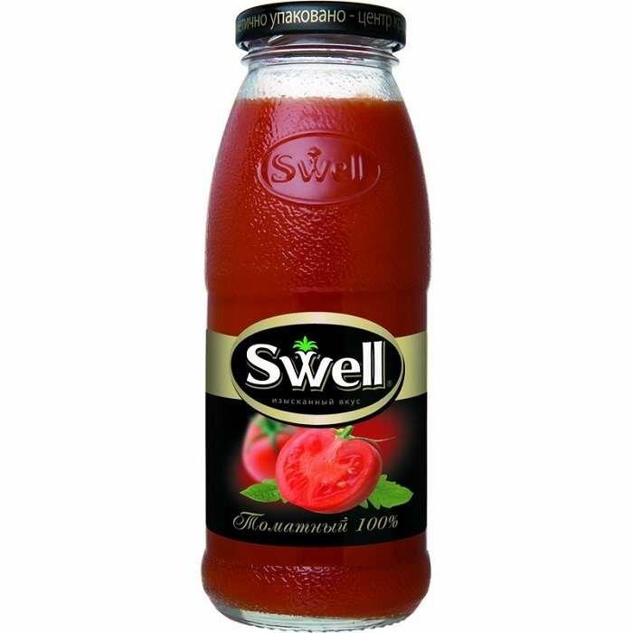 Сок SWELL томат 0,25л