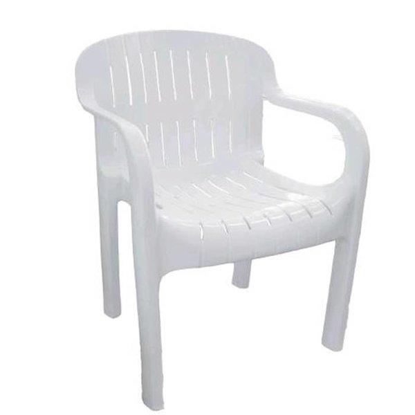 """СПГ Кресло №4 """"Летнее"""" (белый)"""