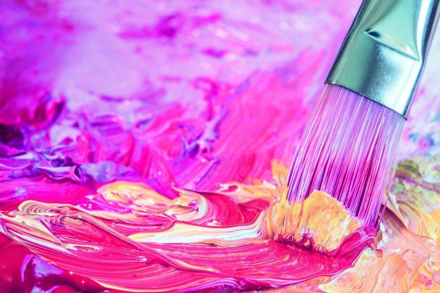 картинки с красивыми красками прекрасное место