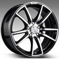 Колесные диски Racing Wheels H-411 7,0\R16 5*105 ET40 d56,6 BK F/P [85753656989] - фото 1