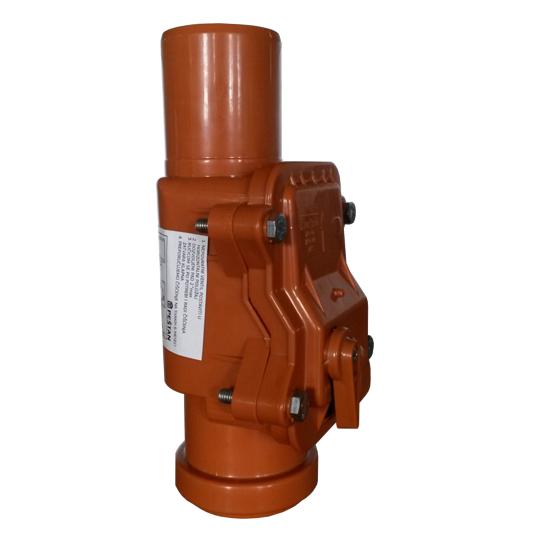 Клапан обратный НПВХ ф 50мм Pestan 10202500