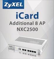 Карта подключения услуги ZyXEL LIC-AP-ZZ0003F