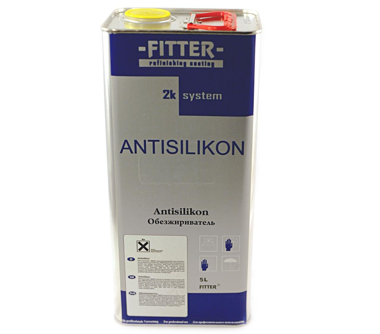 FITTER Silicone Entferner NF- обезжириватель 5 л.