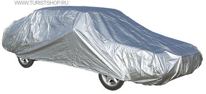 Тент - чехол для автомобиля с типом кузова седан, хэтчбек