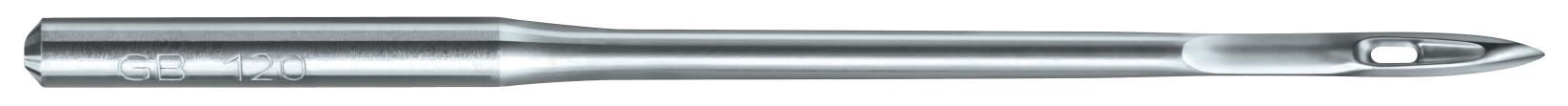 Швейная игла Groz-Beckert 134 LR №80 для кожи