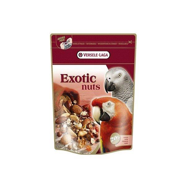 """Корм для крупных попугаев """"Exotic nuts"""" с орехами, 750 г"""