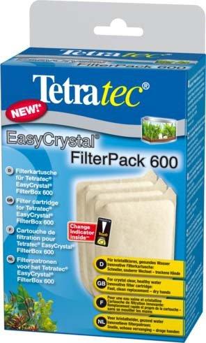 """Фильтрующие картриджи без угля для внутреннего фильтра """"EasyCrystal 600"""""""