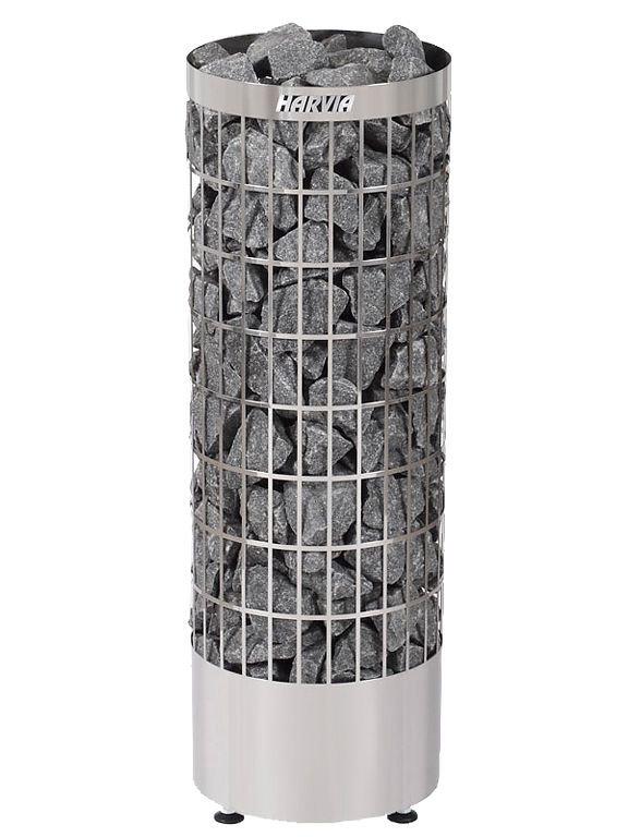 Электрическая печь для сауны Harvia Cilindro PC-70 E без пульта