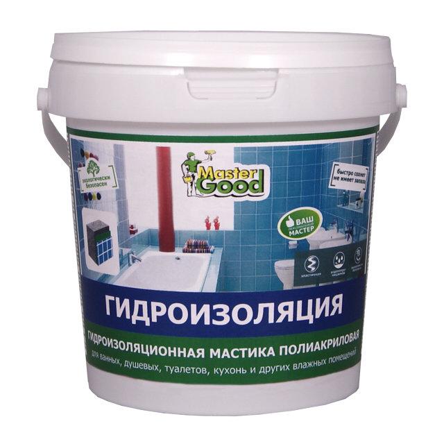 гидроизоляция MASTERGOOD полиакриловая 7 кг