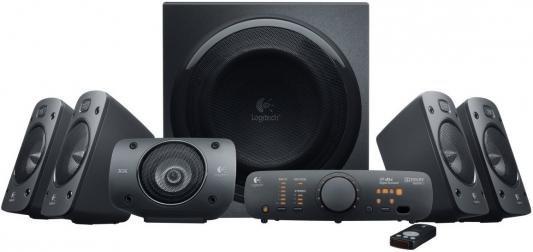 Компьютерная акустика Колонки (980-000468) Logitech Surround Sound Speakers Z906