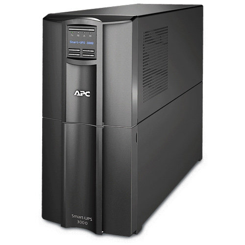 ИБП APC by Schneider Electric Smart-UPS 3000 (SMT3000I)