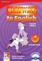 "Gunter Gerngross and Herbert Puchta ""Playway to English (Second Edition) 4 Activity Book with CD-ROM"""